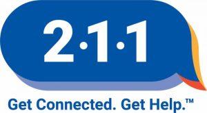 211 Contact Center Logo