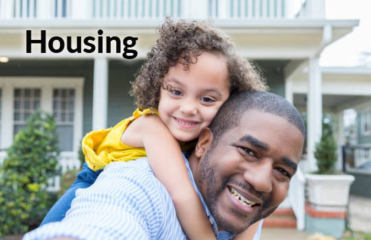 Click here for Housing