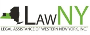 Legal Assistance of Western New York Logo