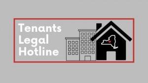 Tenants Legal Hotline Logo